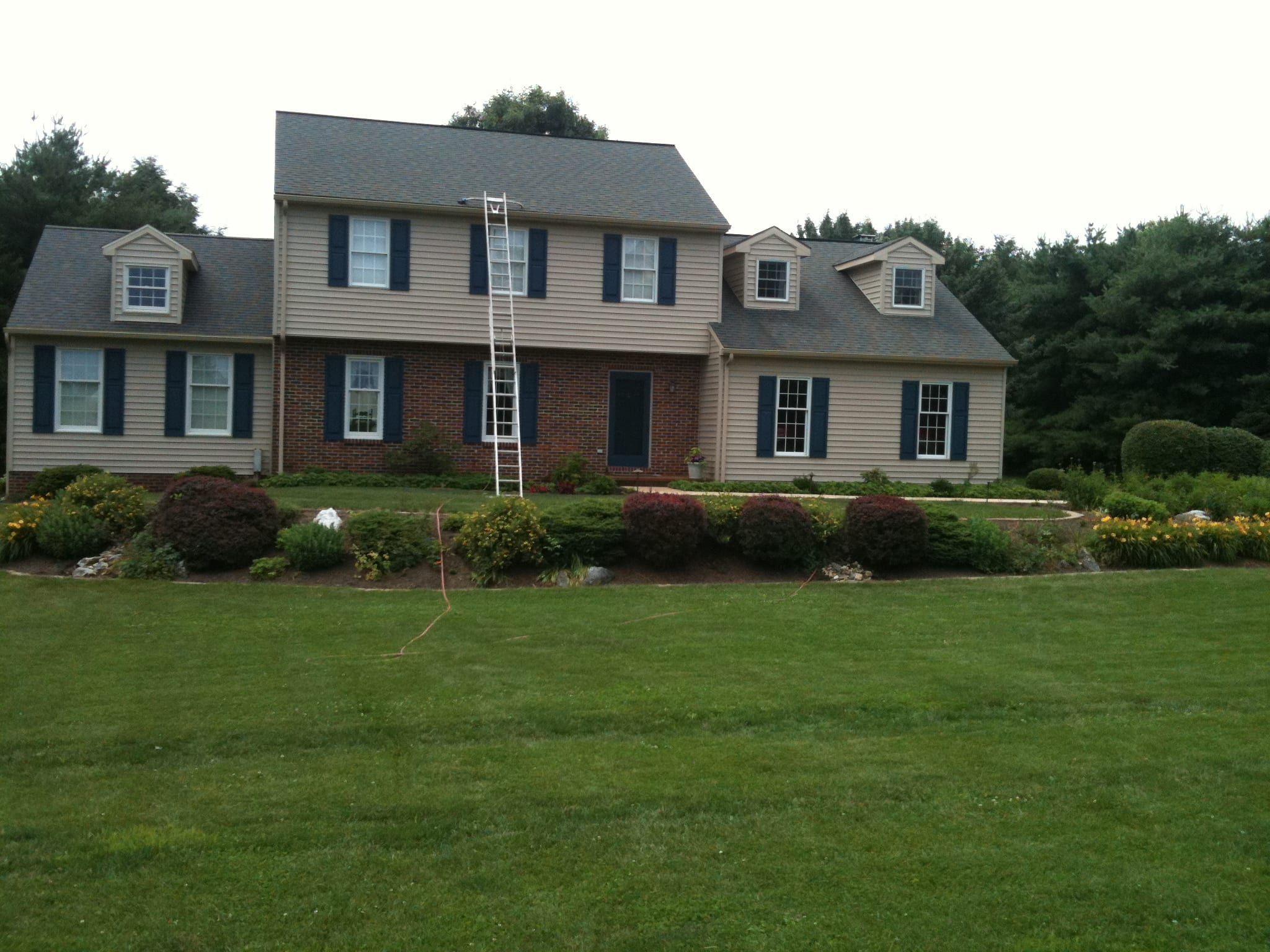 Roof Cleaning Pa Pressure Washing Pa And Md Liberty