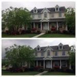 Non Pressure Roof Cleaning Lancaster PA 17601