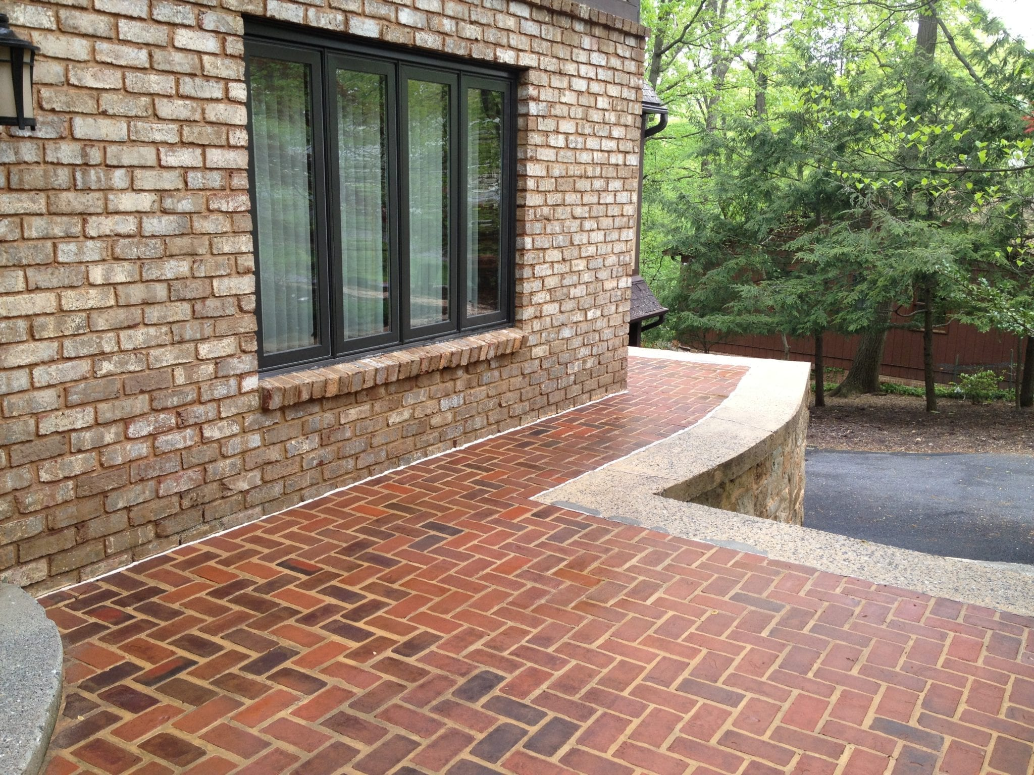Exterior house brick cleaning best brick 2017 - Removing paint from brick exterior collection ...