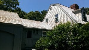 Cedar Roof Cleaning Liberty Softwash Lancaster Pa