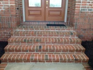 brick walkway pressure washing services pennsylvania