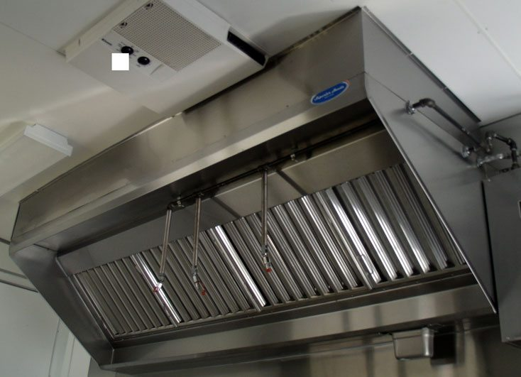 How Much To Install Commercial Kitchen Vent System