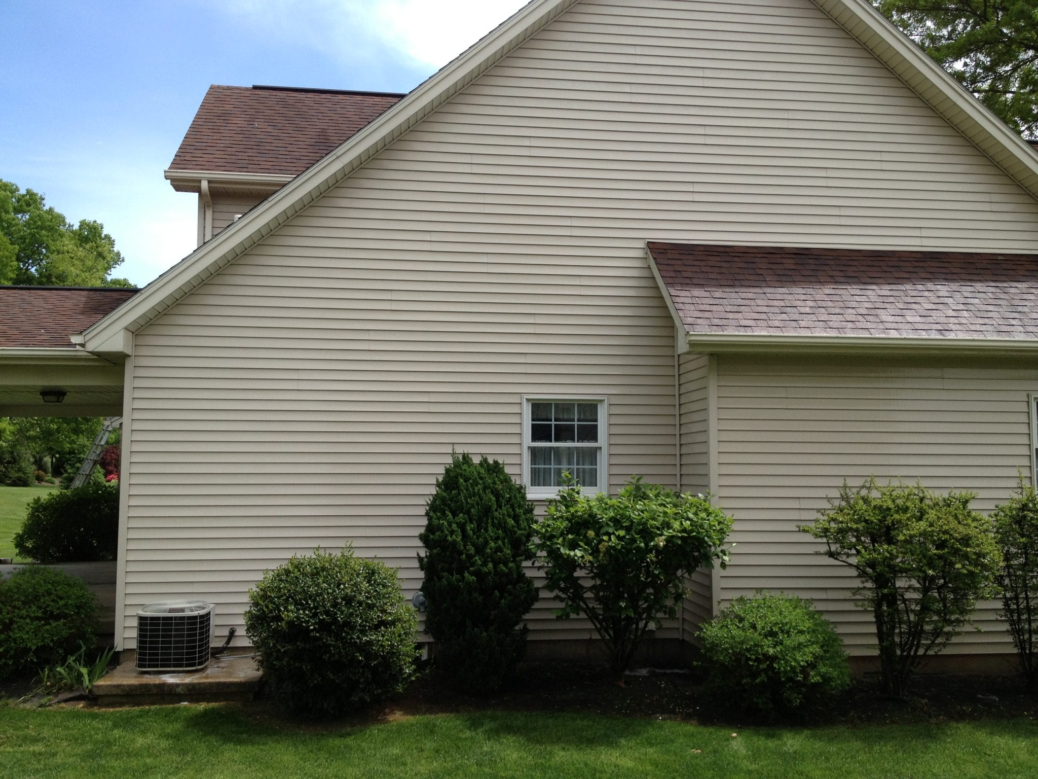 Roof Cleaning Edgewood Md Pressure Washing Md Liberty