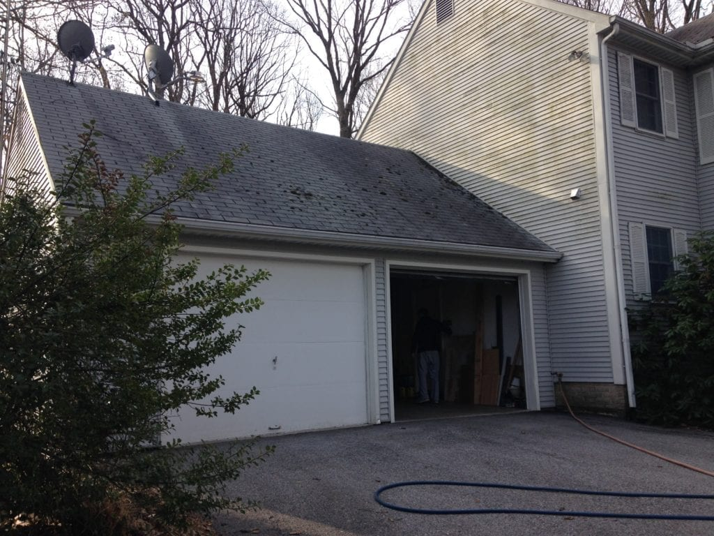 Franklin County PA Roof Cleaning
