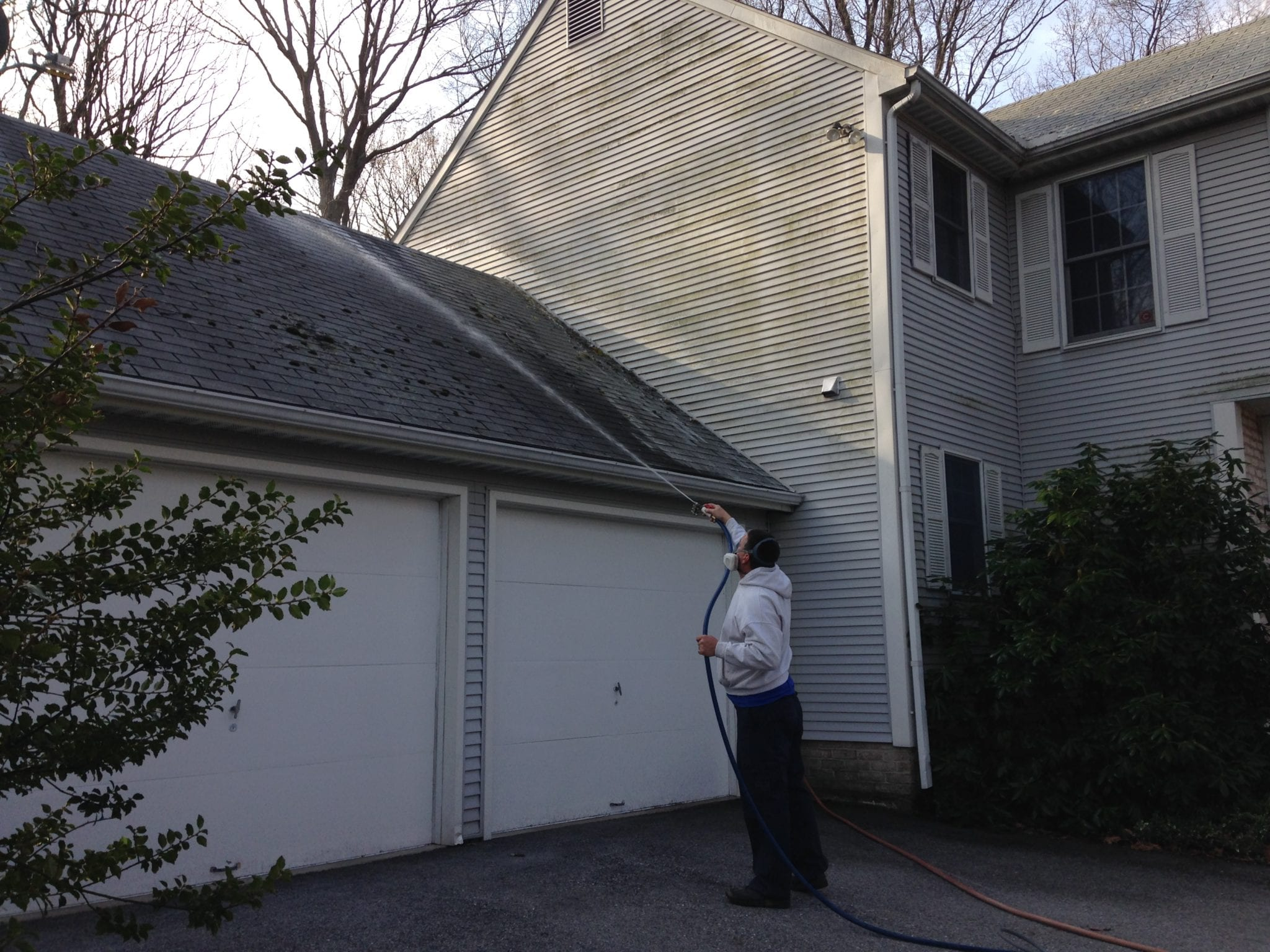 Pressure Washing Roof Cleaning Franklin County Pa