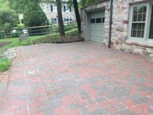 PA Brick Pressure Washing