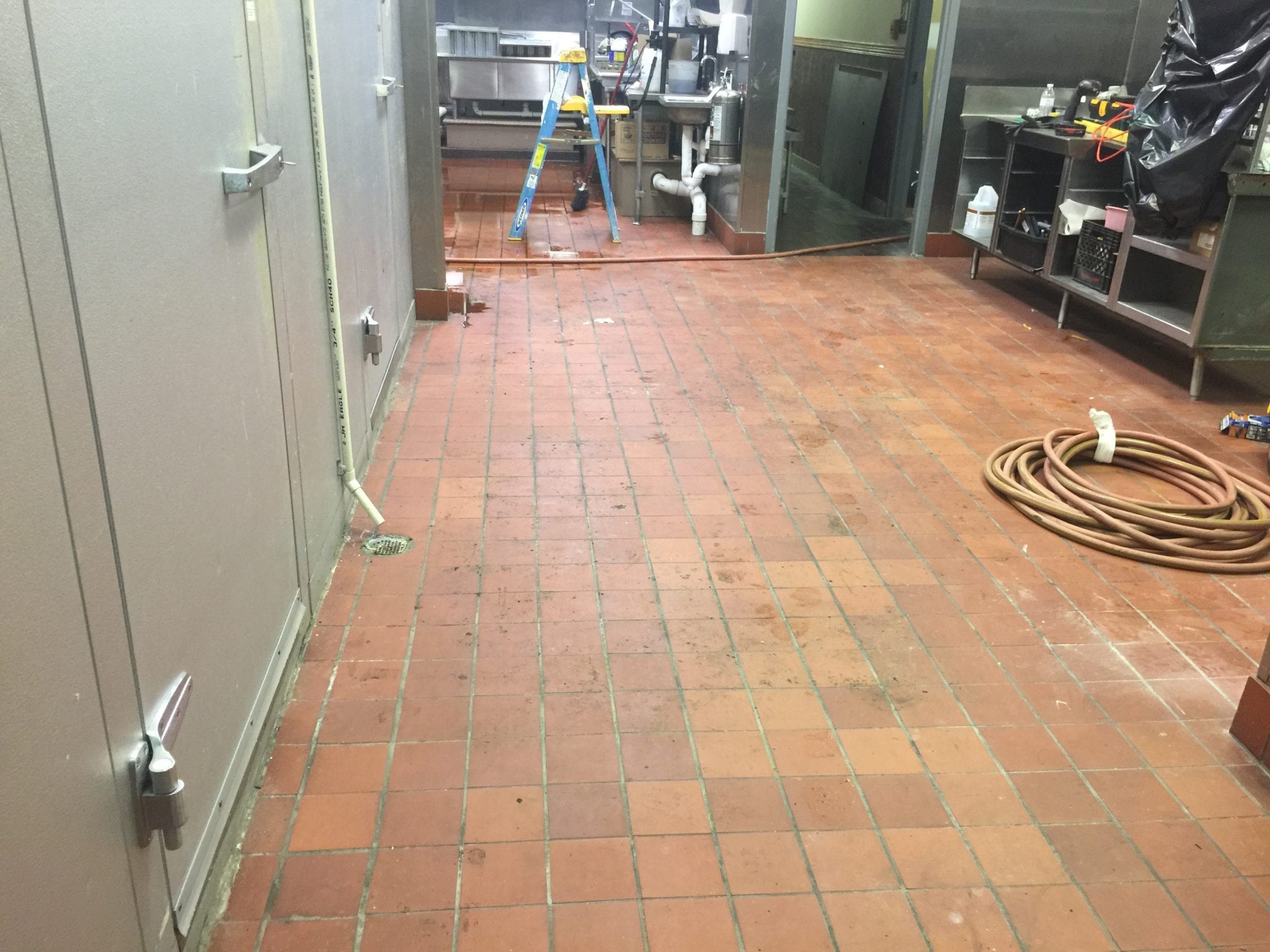 Interior Tile Floor Cleaning Liberty Soft Wash